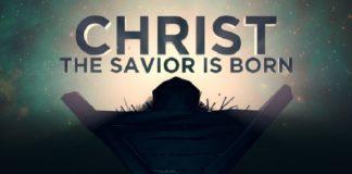 Спаситель Родился