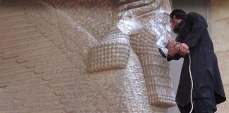 ИГИЛ нанесли непоправимый ущерб культовым зданиям Ниневийской долины