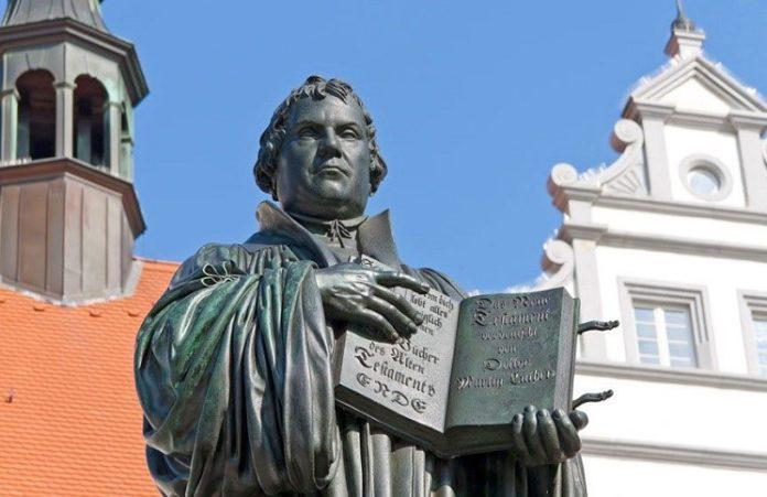 500-летиеРеформацииобъединяетпротестантских церквей