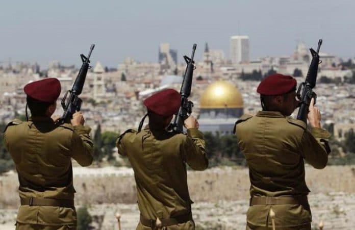 Палестинцы претендуют на древние библейские земли Израиля