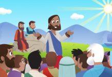 «Разукрась историю» - новая функция мобильного приложения «Библия для детей»