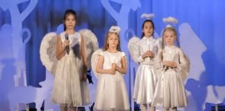 Поделись Рождеством: атмосфера праздника в церкви «Слово жизни»