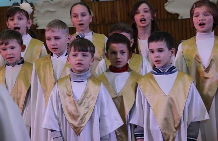 В Рождественские дни наступили тихие ночи: Украина