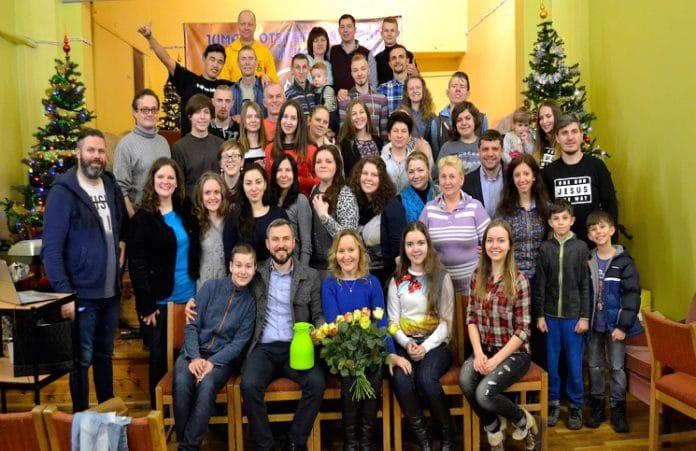 Встречи - центр нашего служения: Движение искателей Бога