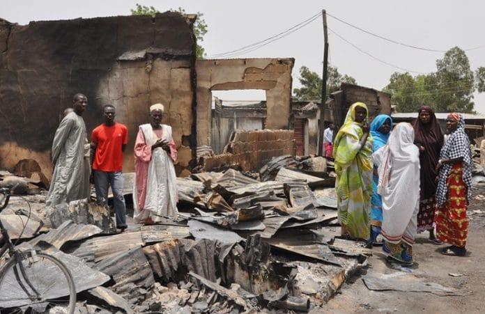 Нигерия: более 800 человек убиты, 16 церквей разрушены террористами-фулани