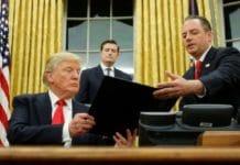 Трамп отменил госфинансирование абортов за рубежом