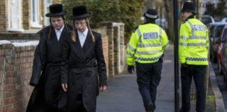 В Британии проявления антисемитизма резко выросли