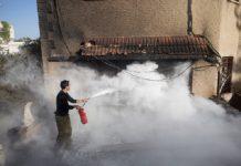 Христиане помогают израильтянам обустроиться после поджогов и пожаров
