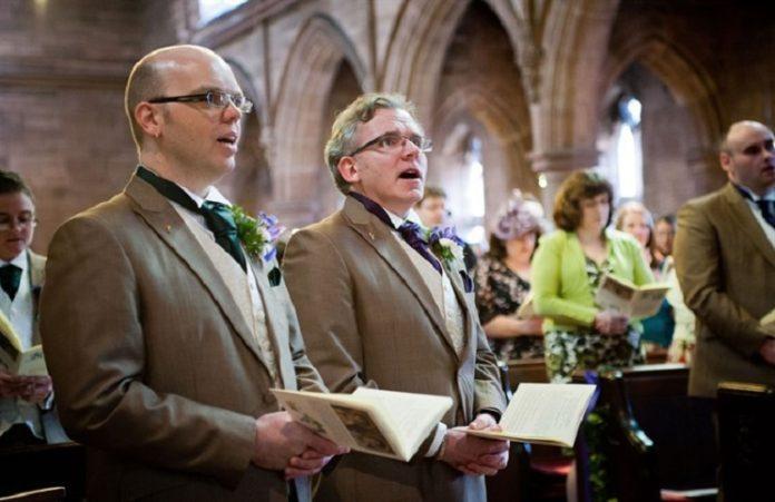 Англиканская Церковь отказалась пересматривать отношение к благословению