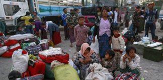 В Мьянме с 2011 г. было уничтожено более 60 христианских церквей