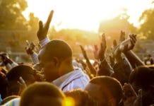 Гана становится одним из глобальных центров христианства