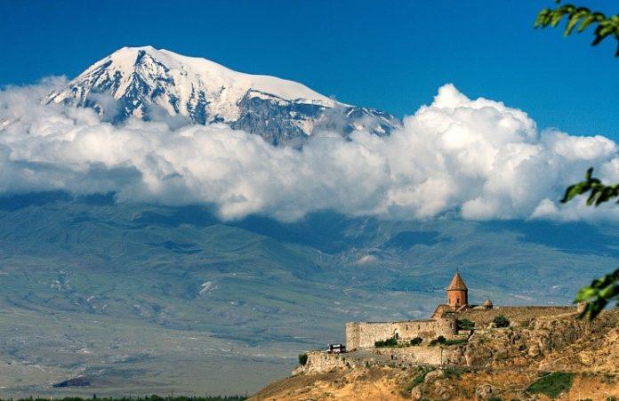 Великий плод в Армении