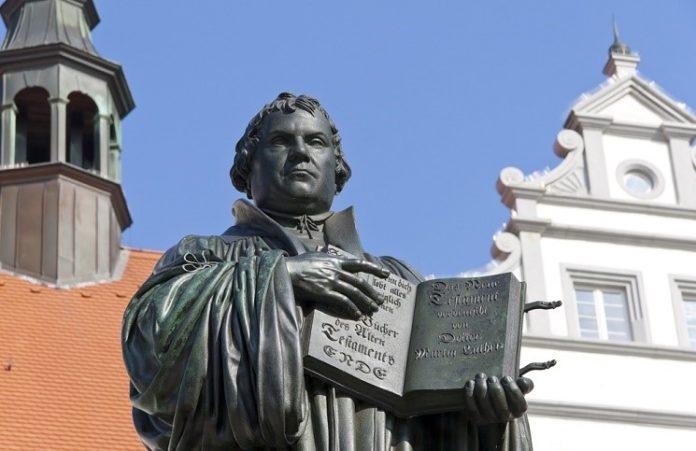 В городе Лютера людей познакомят с историей Реформации