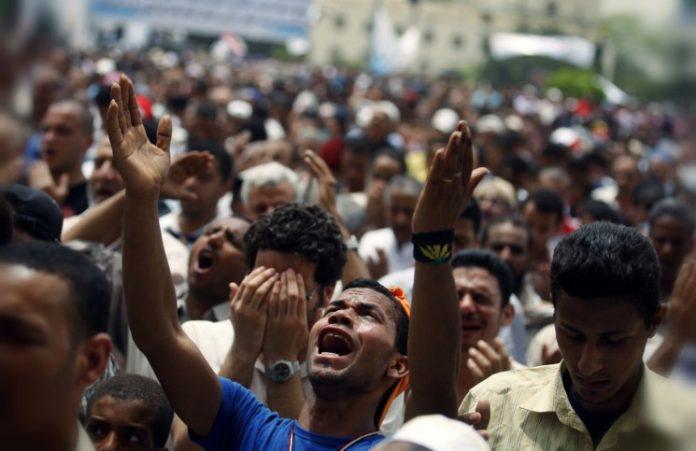 Побег с Синая: Иг угрожает расправой христианам Египта