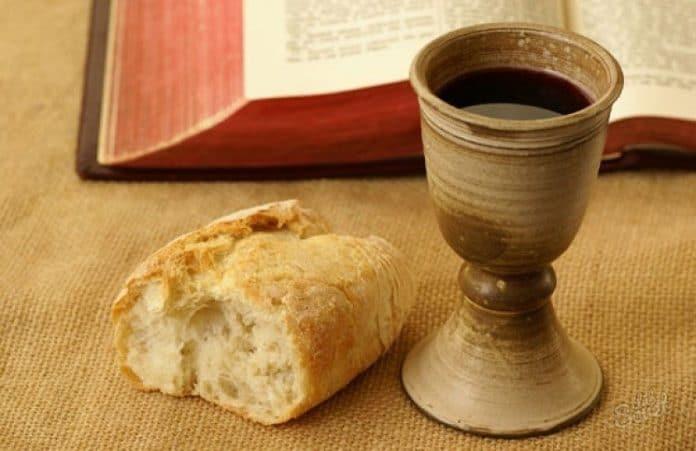 Пасторы евангельских церквей совершили таинство Святого Причастия