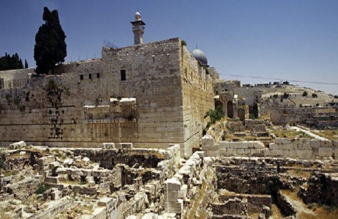 Гора мусора с Храмовой горы помогла ученым сделать важное открытие