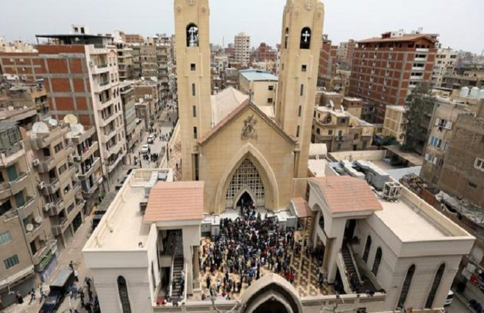 В Египте прогремели взрывы в церквях: погибли десятки человек
