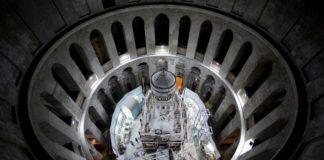 Храм Гроба Господня находится под угрозой разрушения