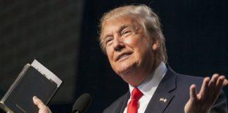 Трамп подписал указ о религиозных свободах