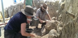Таинственная пирамида под Иерусалимом поставила археологов в тупик