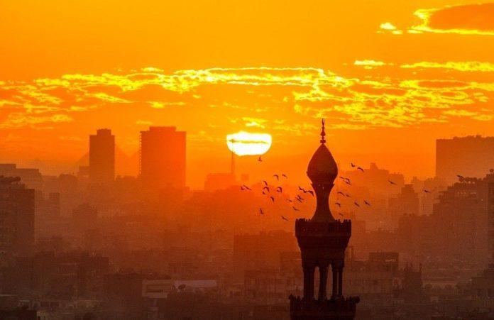 Бог рушит стены на Ближнем Востоке
