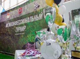 РОСХВЕ собрал представителей конфессий поиграть в футбол