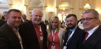 РОСХВЕ: Встреча с главой Консультативного совета евангельских лидеров