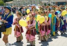 В Киеве прошел Марш за жизнь и семью