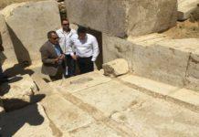 В Египте обнаружили необычные иероглифы