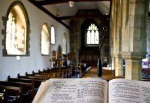 В Великобритании один из 26 христиан отступает от своей веры