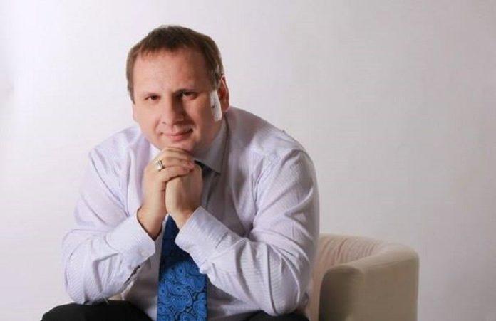 Пастор Андрей Лукьянов издал книгу «Пробуждение души»