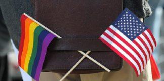 США: опрос показал резкий сдвиг в отношениях христиан к геям