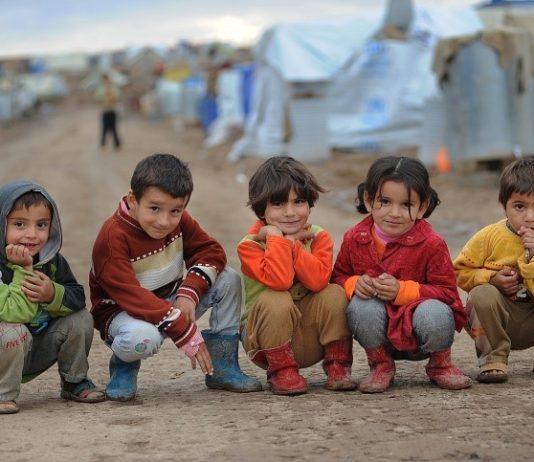 «Счастливые дети» в Ираке