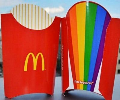 Христиане бойкотируют «Макдональдс» из-за новой упаковки картошки-фри