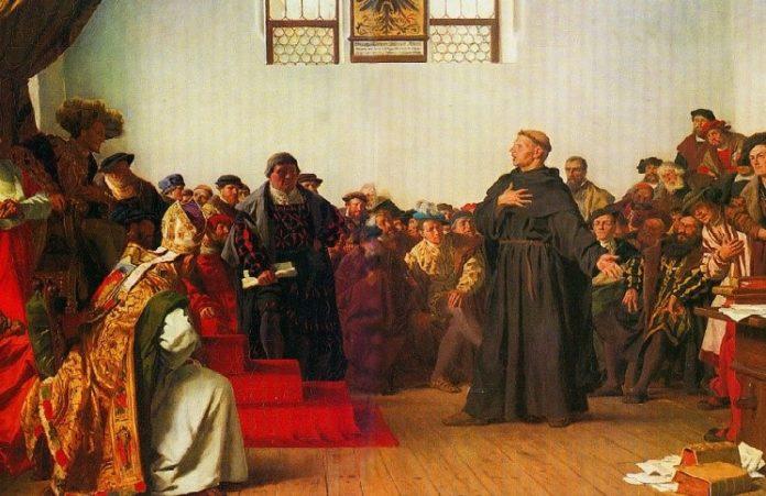 Петербург: Конференция посвященная юбилею Реформации