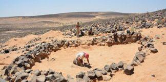 "Сотни древних пирамид обнаружены в ""долине мертвого огня"""