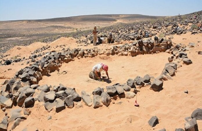 Сотни древних пирамид обнаружены в