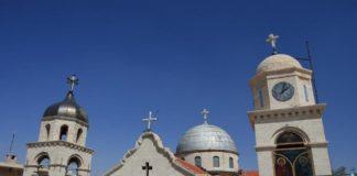 В Ираке открылась одна из наибольших церквей Ближнего Востока