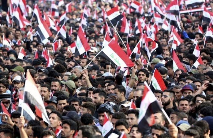 Жители иракского Алькоша протестуют против смещения мэра-христианина