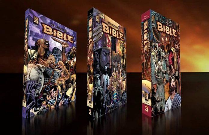 Автор идеи библейских комиксов рассказал о плодах проекта