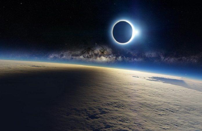 Солнечное затмение - хороший повод для евангелизации