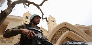 Власти Египта закрыли церковь численностью в 1300 прихожан