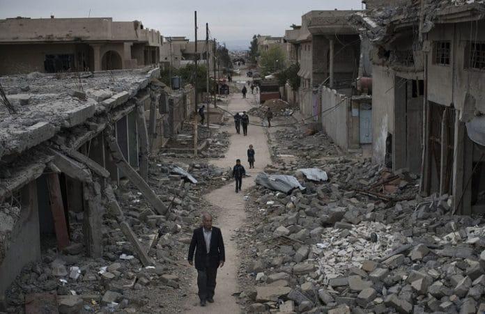 На восстановление христианского города в Ираке собрано 2 млн долларов