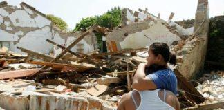 Папа выразил близость пострадавшим от землетрясения в Мексике