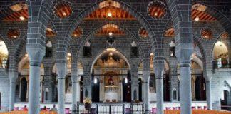 Исторический армянский храм осквернен в юго-восточной Турции