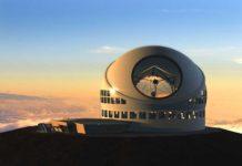 На Гавайах разрешено строительство гигантского телескопа