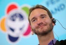 Ник Вуйчич: Я хочу вдохновить молодых людей в России