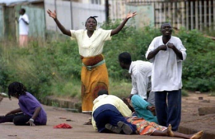 В Нигерии воскресная месса превратилась в кровавую резню