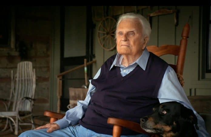 Билли Грэм отметит свой 99 день рождения