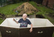 Зачем в Ирландии пастора похоронили живым